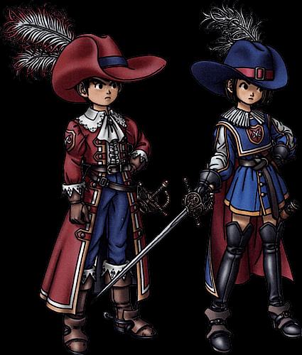 Schön Berufungen :: Dragon Quest IX :: Icksmehl.de