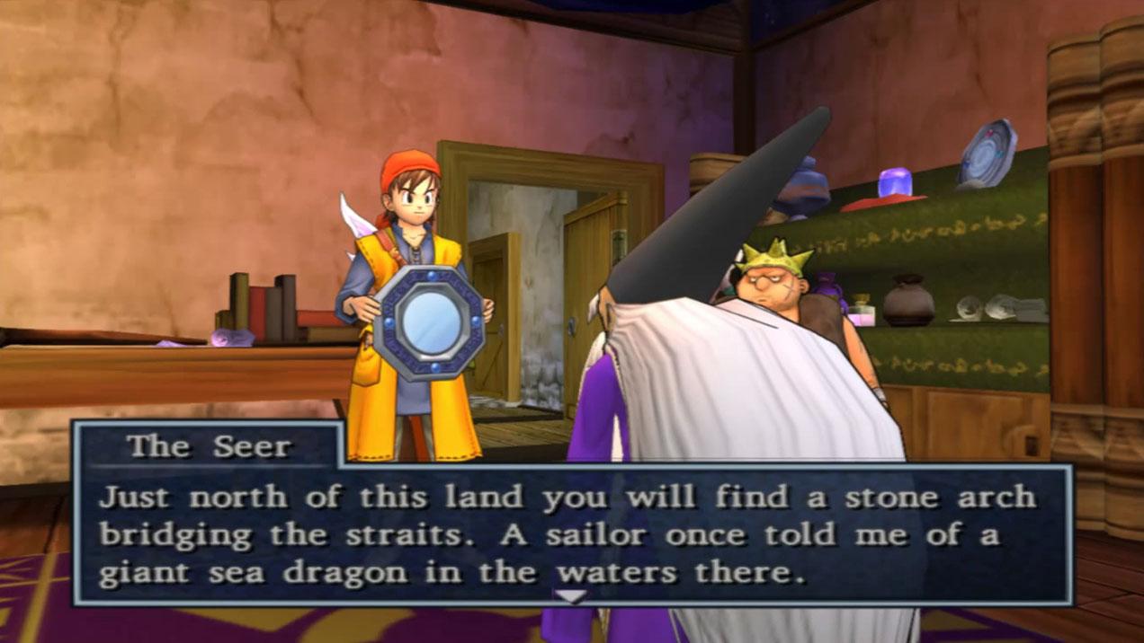 Komplettlösung (Kapitel 3) :: Dragon Quest VIII :: icksmehl.de