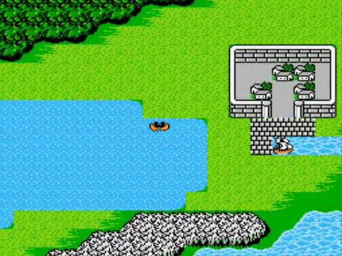 Komplettlösung (Teil 1) :: Final Fantasy II :: icksmehl.de