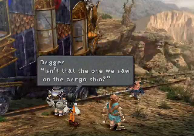 Komplettlösung (Teil 2) :: Final Fantasy IX :: icksmehl de