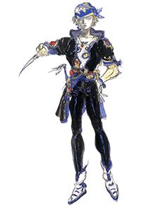 Final Fantasy Charaktere