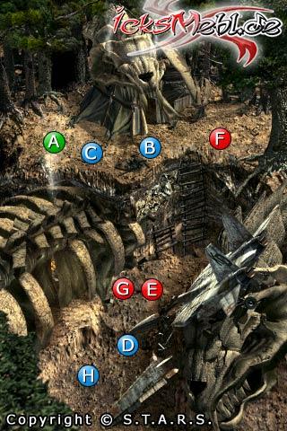 Ff7 Karte.Bone Village Final Fantasy Vii Icksmehl De