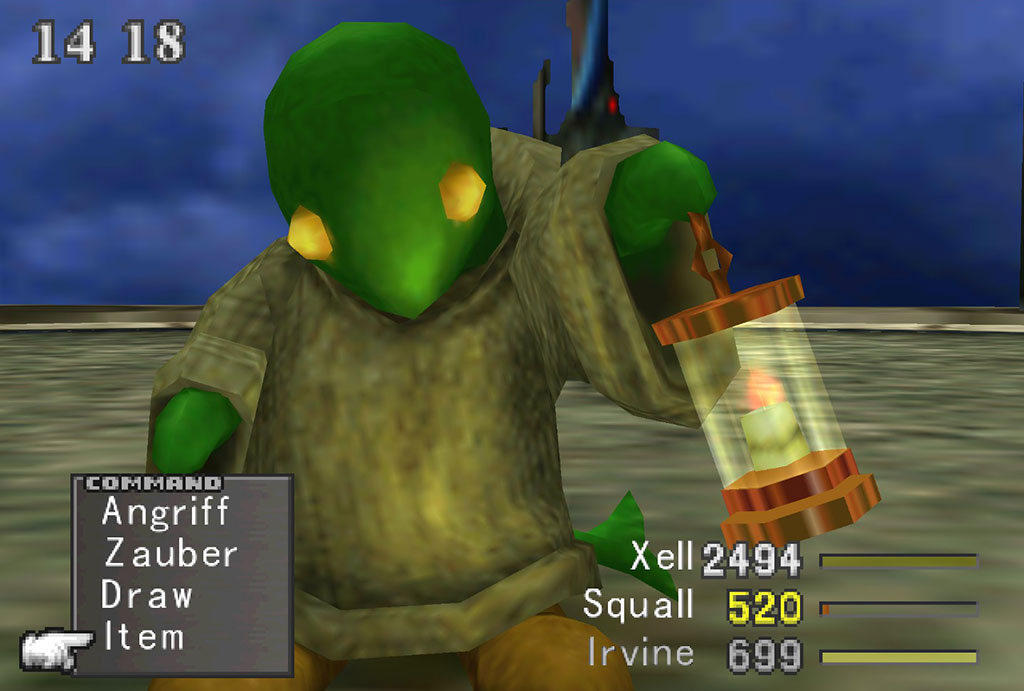 ff8 timber maniacs