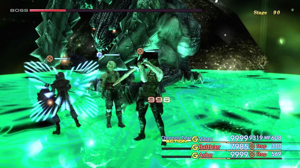 Prüfungen (81 bis 100) :: Final Fantasy XII ::